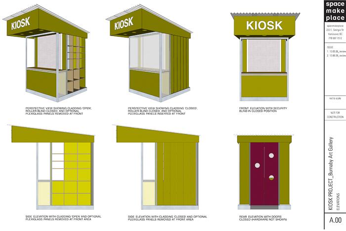 Kiosk / Give & Take