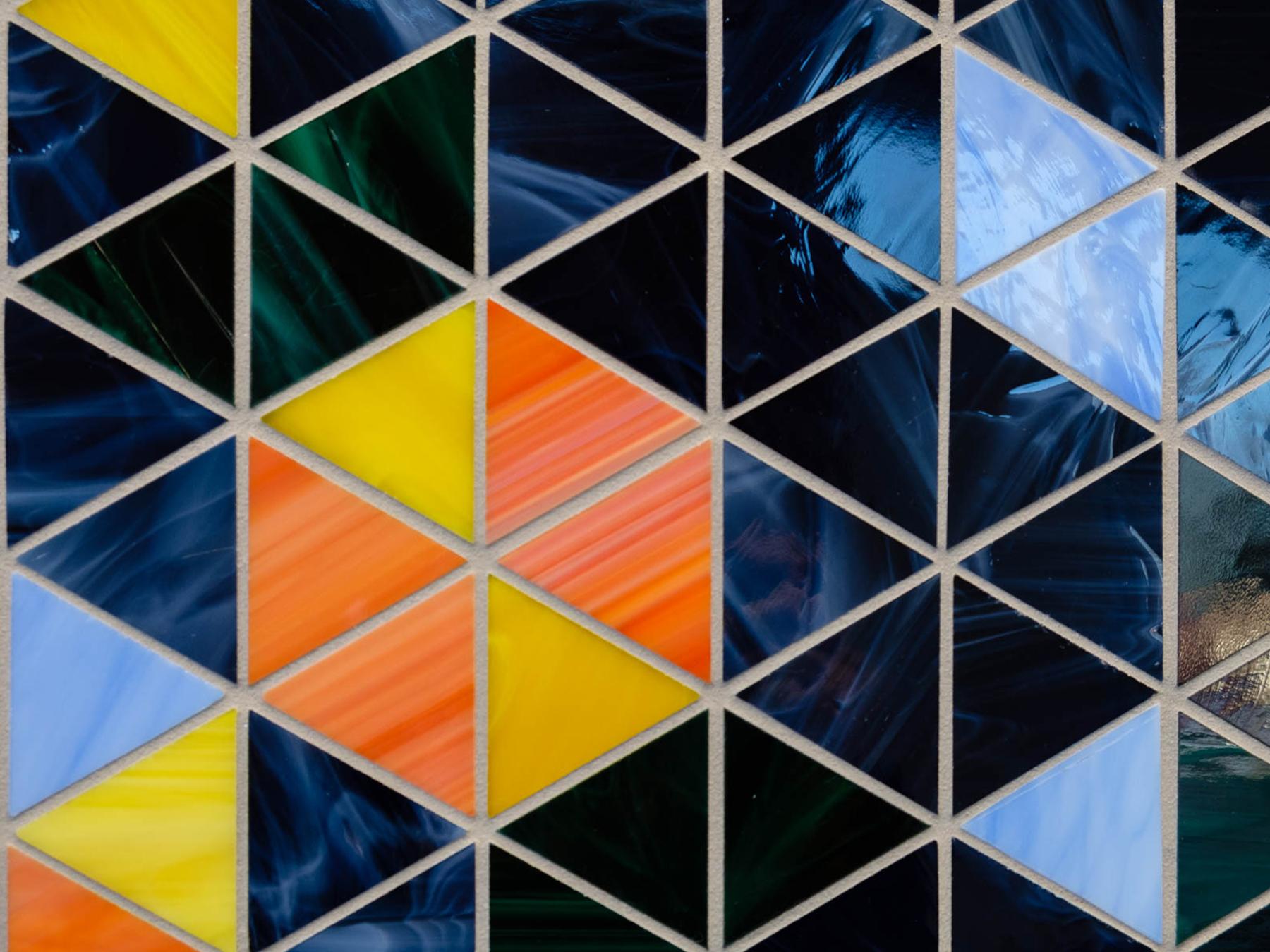 Calder Community Mosaic